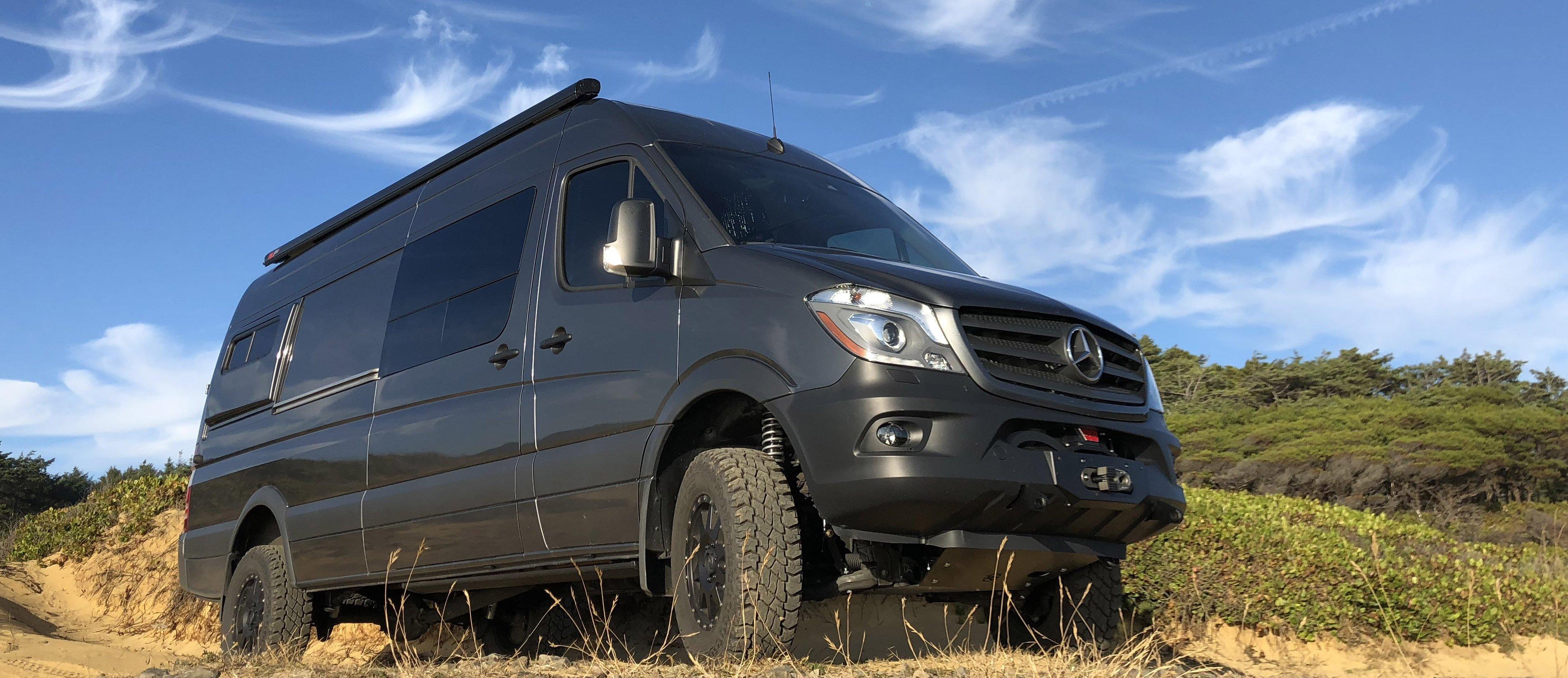 Innovative Van Conversions & Components For Mercedes
