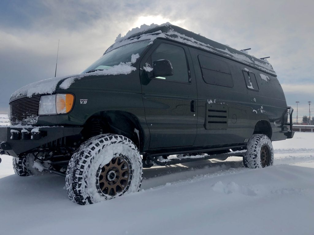 Ultimate Ford E-Series Conversions